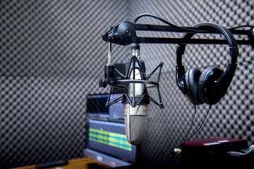 Produção de Áudios
